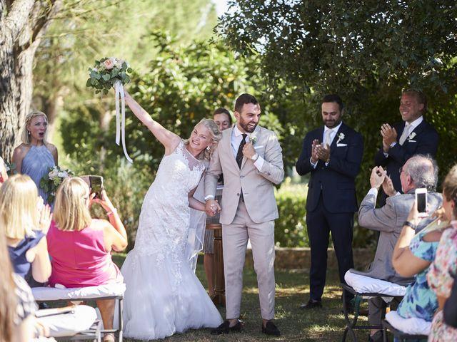 Il matrimonio di Eleonor e Wisam a Sovicille, Siena 107
