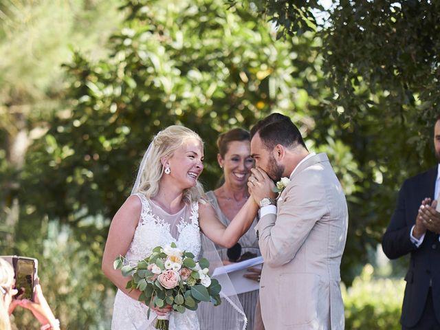 Il matrimonio di Eleonor e Wisam a Sovicille, Siena 108