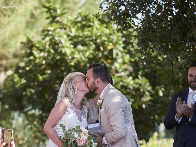 Il matrimonio di Eleonor e Wisam a Sovicille, Siena 109