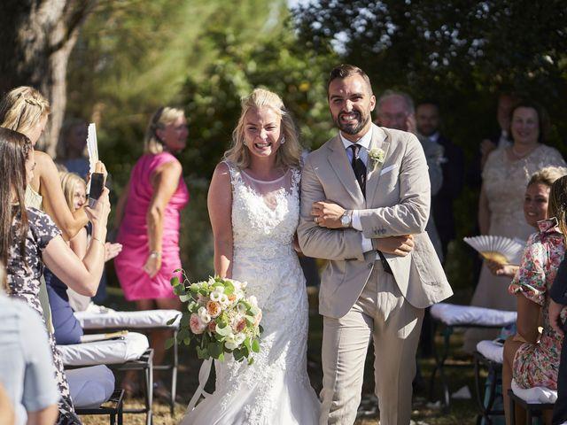 Il matrimonio di Eleonor e Wisam a Sovicille, Siena 110