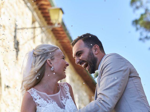 Il matrimonio di Eleonor e Wisam a Sovicille, Siena 120