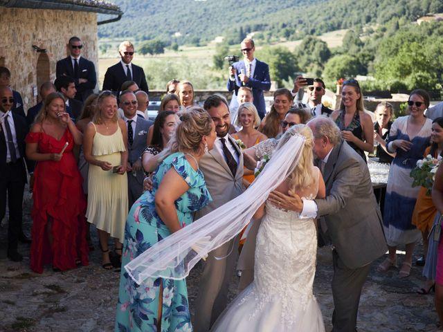 Il matrimonio di Eleonor e Wisam a Sovicille, Siena 122