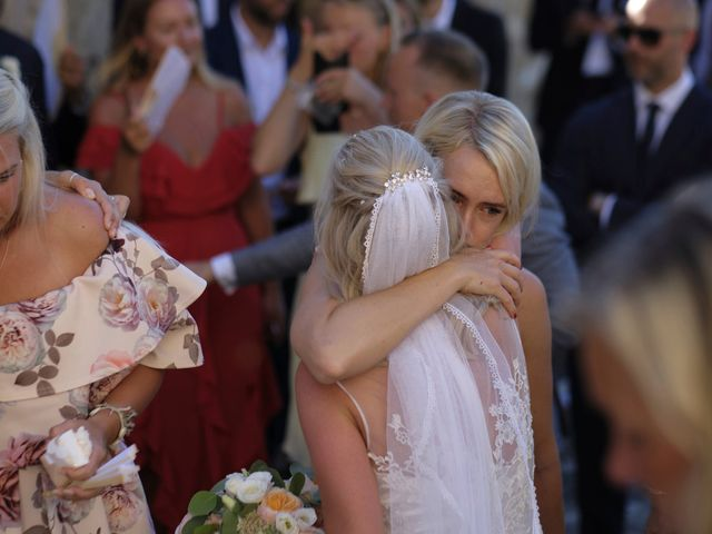 Il matrimonio di Eleonor e Wisam a Sovicille, Siena 123