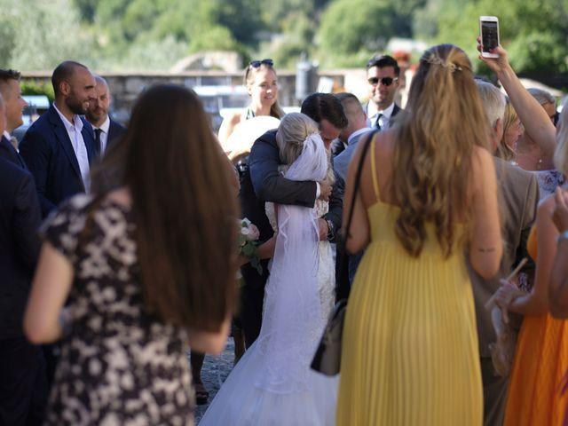 Il matrimonio di Eleonor e Wisam a Sovicille, Siena 124