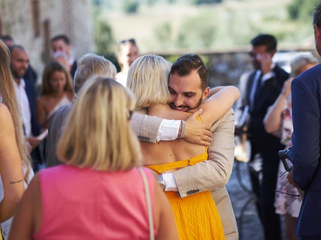 Il matrimonio di Eleonor e Wisam a Sovicille, Siena 125