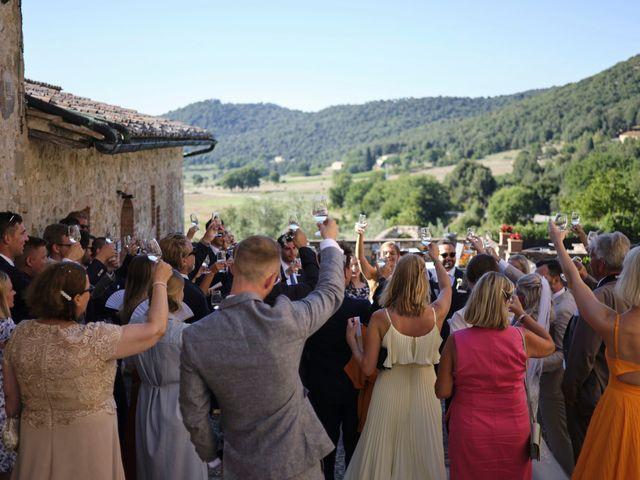 Il matrimonio di Eleonor e Wisam a Sovicille, Siena 128