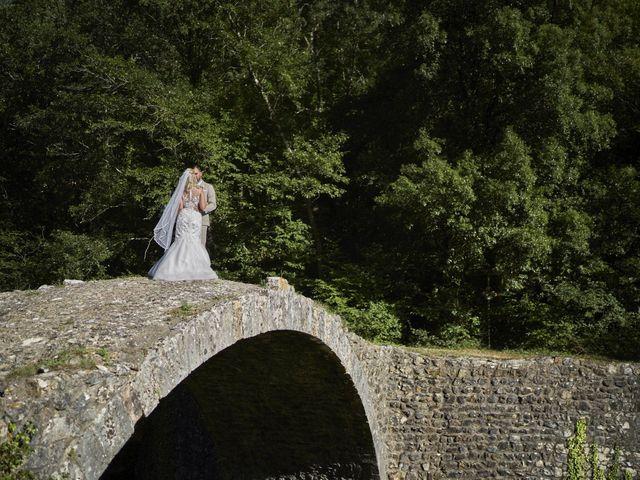 Il matrimonio di Eleonor e Wisam a Sovicille, Siena 129
