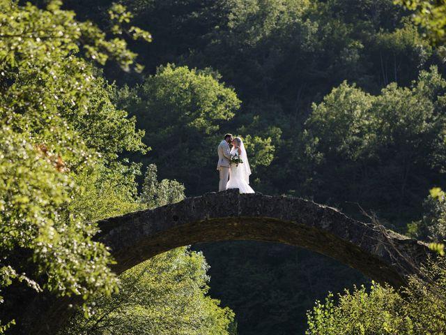 Il matrimonio di Eleonor e Wisam a Sovicille, Siena 132
