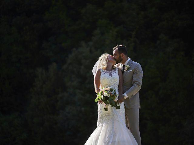 Il matrimonio di Eleonor e Wisam a Sovicille, Siena 133