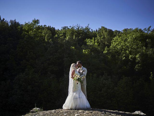 Il matrimonio di Eleonor e Wisam a Sovicille, Siena 134