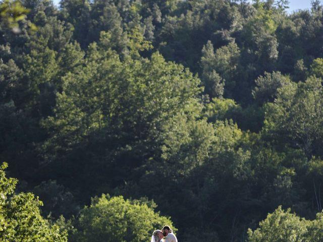 Il matrimonio di Eleonor e Wisam a Sovicille, Siena 135
