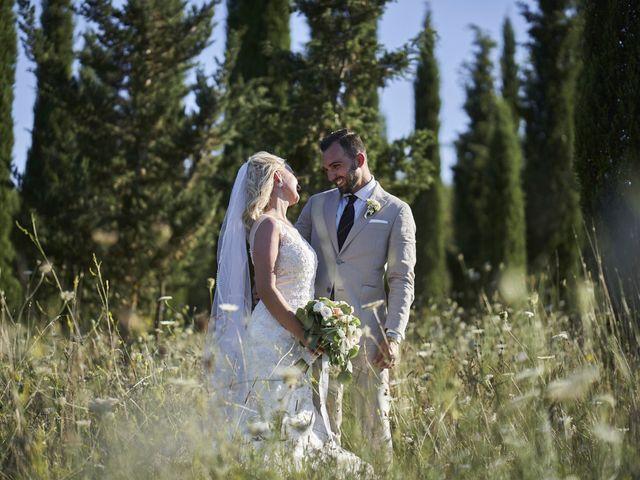 Il matrimonio di Eleonor e Wisam a Sovicille, Siena 137