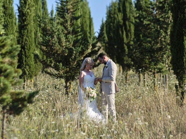 Il matrimonio di Eleonor e Wisam a Sovicille, Siena 138