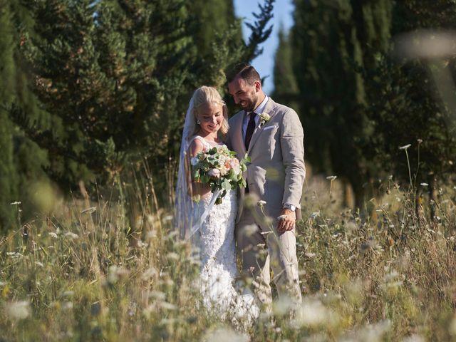 Il matrimonio di Eleonor e Wisam a Sovicille, Siena 140