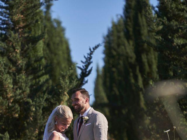 Il matrimonio di Eleonor e Wisam a Sovicille, Siena 141