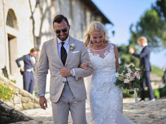 Il matrimonio di Eleonor e Wisam a Sovicille, Siena 143