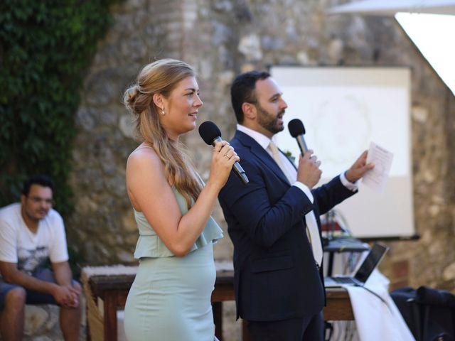 Il matrimonio di Eleonor e Wisam a Sovicille, Siena 150