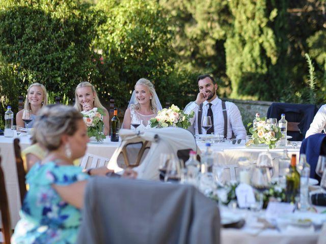 Il matrimonio di Eleonor e Wisam a Sovicille, Siena 153