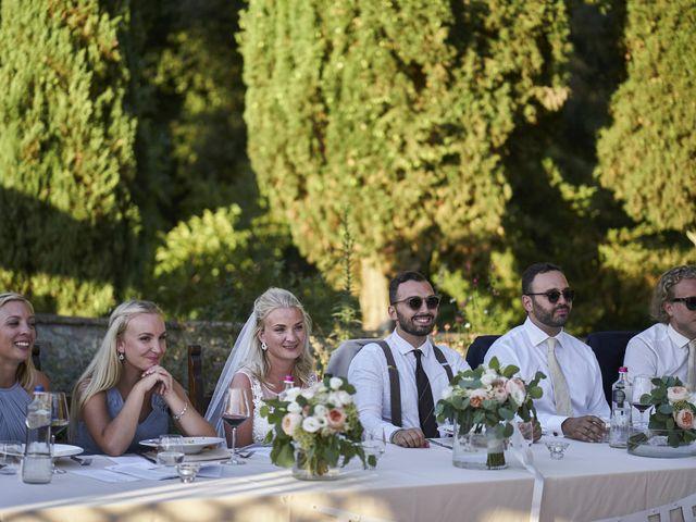 Il matrimonio di Eleonor e Wisam a Sovicille, Siena 155