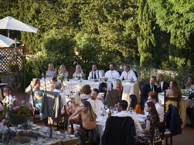 Il matrimonio di Eleonor e Wisam a Sovicille, Siena 156