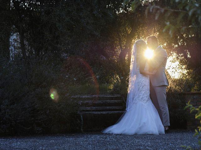 Il matrimonio di Eleonor e Wisam a Sovicille, Siena 160