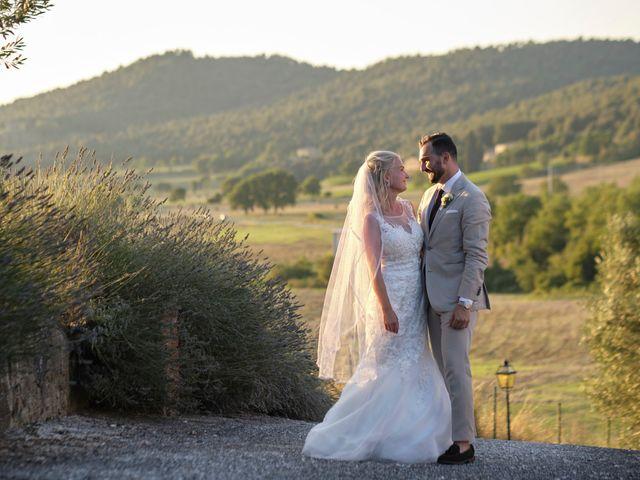 Il matrimonio di Eleonor e Wisam a Sovicille, Siena 164