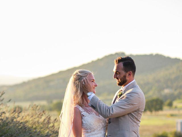 Il matrimonio di Eleonor e Wisam a Sovicille, Siena 165