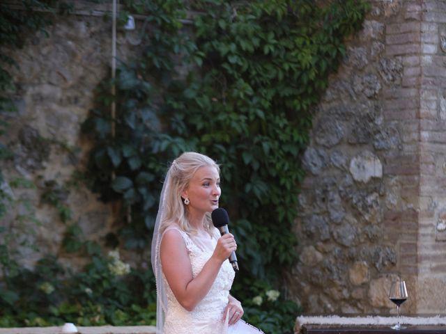 Il matrimonio di Eleonor e Wisam a Sovicille, Siena 166