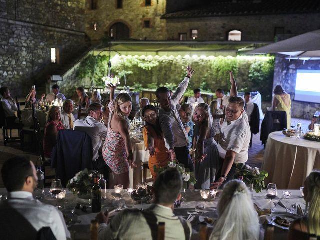 Il matrimonio di Eleonor e Wisam a Sovicille, Siena 173