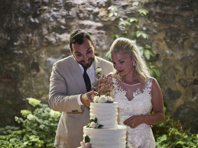 Il matrimonio di Eleonor e Wisam a Sovicille, Siena 180