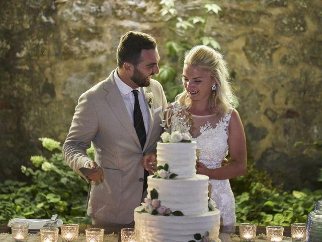 Il matrimonio di Eleonor e Wisam a Sovicille, Siena 182