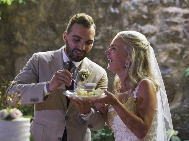 Il matrimonio di Eleonor e Wisam a Sovicille, Siena 186