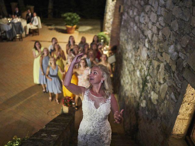Il matrimonio di Eleonor e Wisam a Sovicille, Siena 189