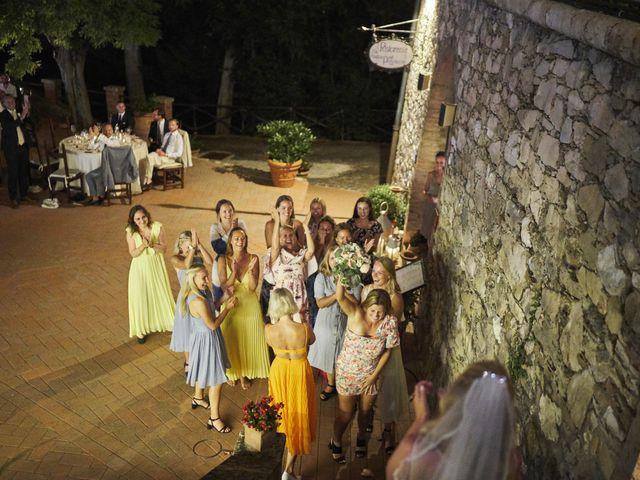 Il matrimonio di Eleonor e Wisam a Sovicille, Siena 190