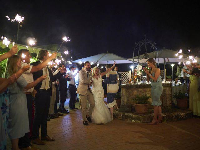 Il matrimonio di Eleonor e Wisam a Sovicille, Siena 195