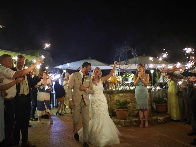 Il matrimonio di Eleonor e Wisam a Sovicille, Siena 196