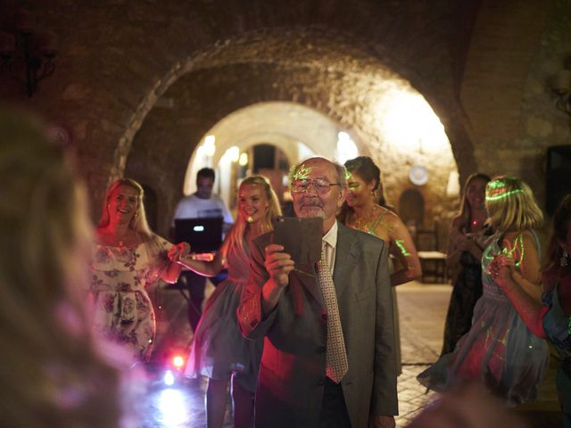 Il matrimonio di Eleonor e Wisam a Sovicille, Siena 217