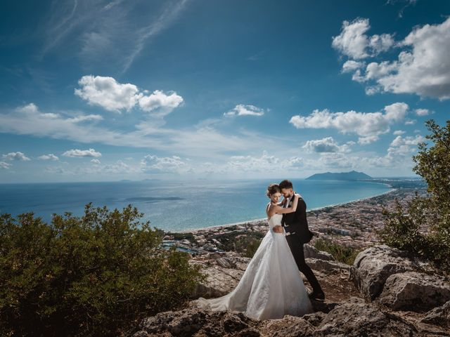 Il matrimonio di Giancarlo e Francesca a Terracina, Latina 1