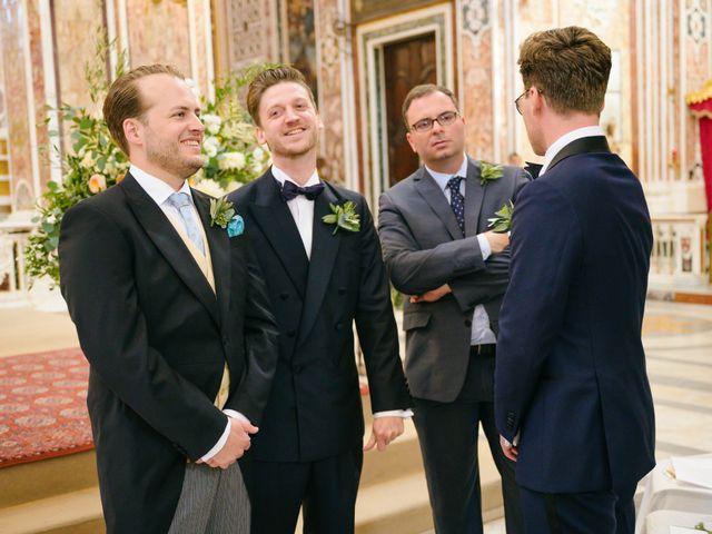 Il matrimonio di Janine e Florian a Fasano, Brindisi 4