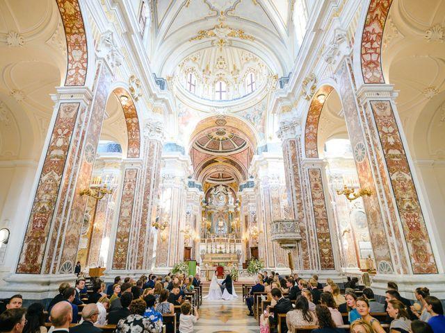 Il matrimonio di Janine e Florian a Fasano, Brindisi 5
