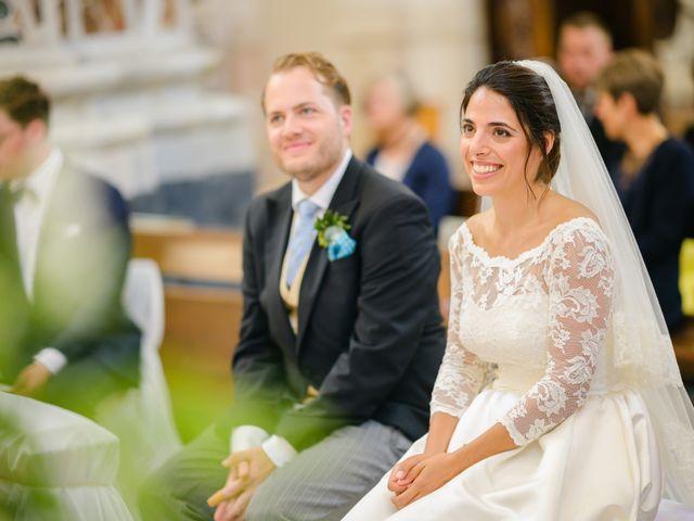 Il matrimonio di Janine e Florian a Fasano, Brindisi 6