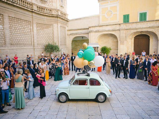 Il matrimonio di Janine e Florian a Fasano, Brindisi 7