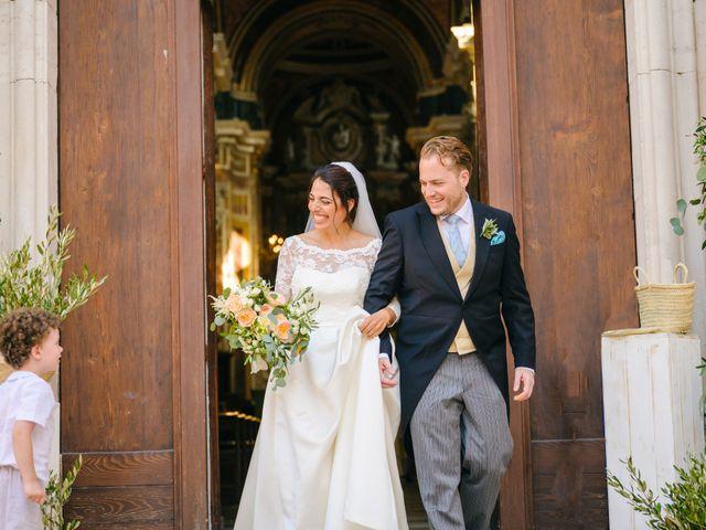 Il matrimonio di Janine e Florian a Fasano, Brindisi 8