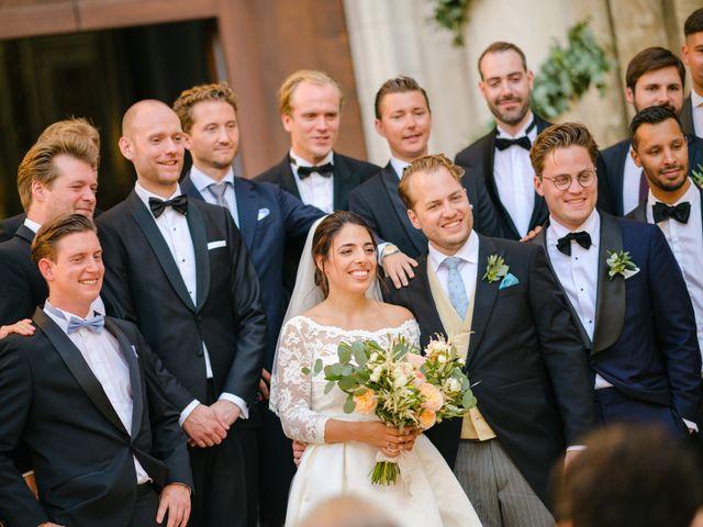 Il matrimonio di Janine e Florian a Fasano, Brindisi 11