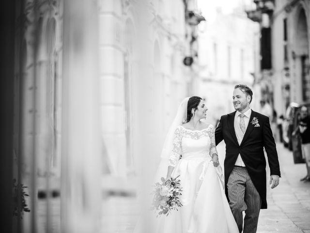 Il matrimonio di Janine e Florian a Fasano, Brindisi 13
