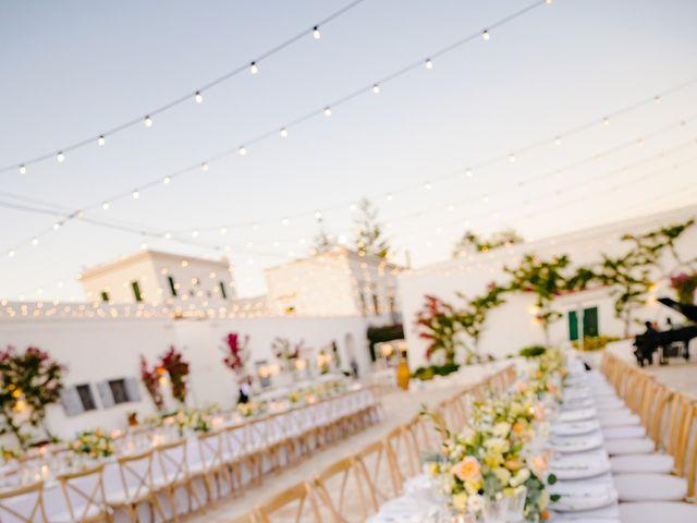 Il matrimonio di Janine e Florian a Fasano, Brindisi 16