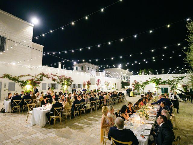 Il matrimonio di Janine e Florian a Fasano, Brindisi 18