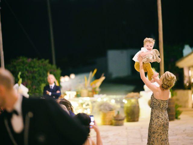 Il matrimonio di Janine e Florian a Fasano, Brindisi 22