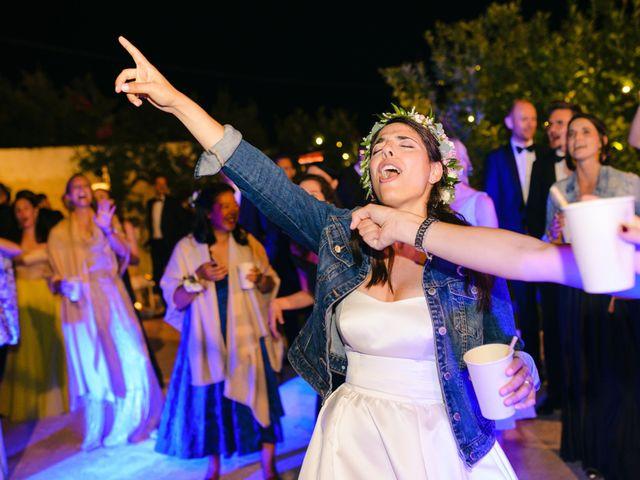 Il matrimonio di Janine e Florian a Fasano, Brindisi 25