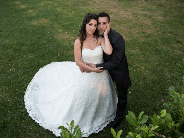 Le nozze di Valentina e Pietro